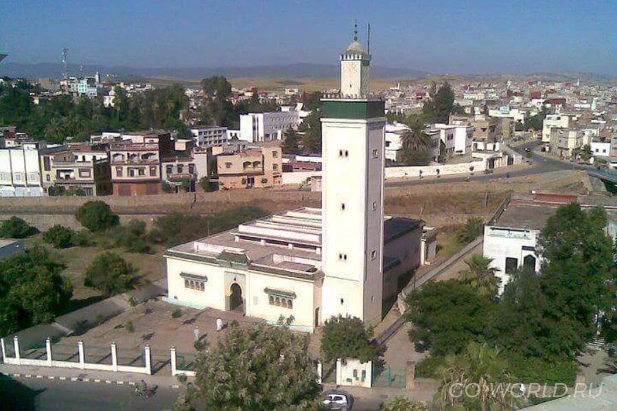 Мечеть в Ксар-Эль-Кебир