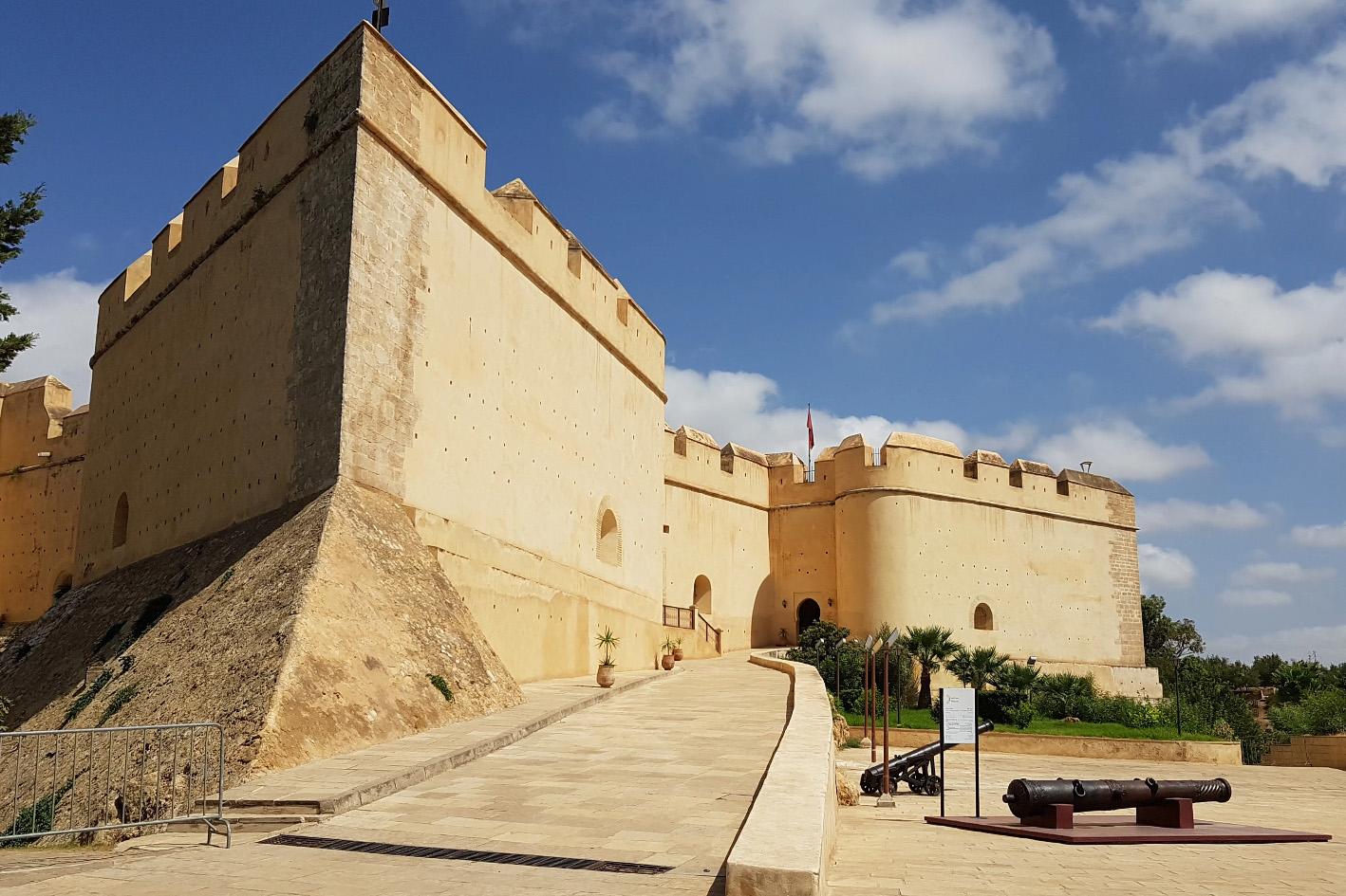 Касба в городе Фес, Марокко