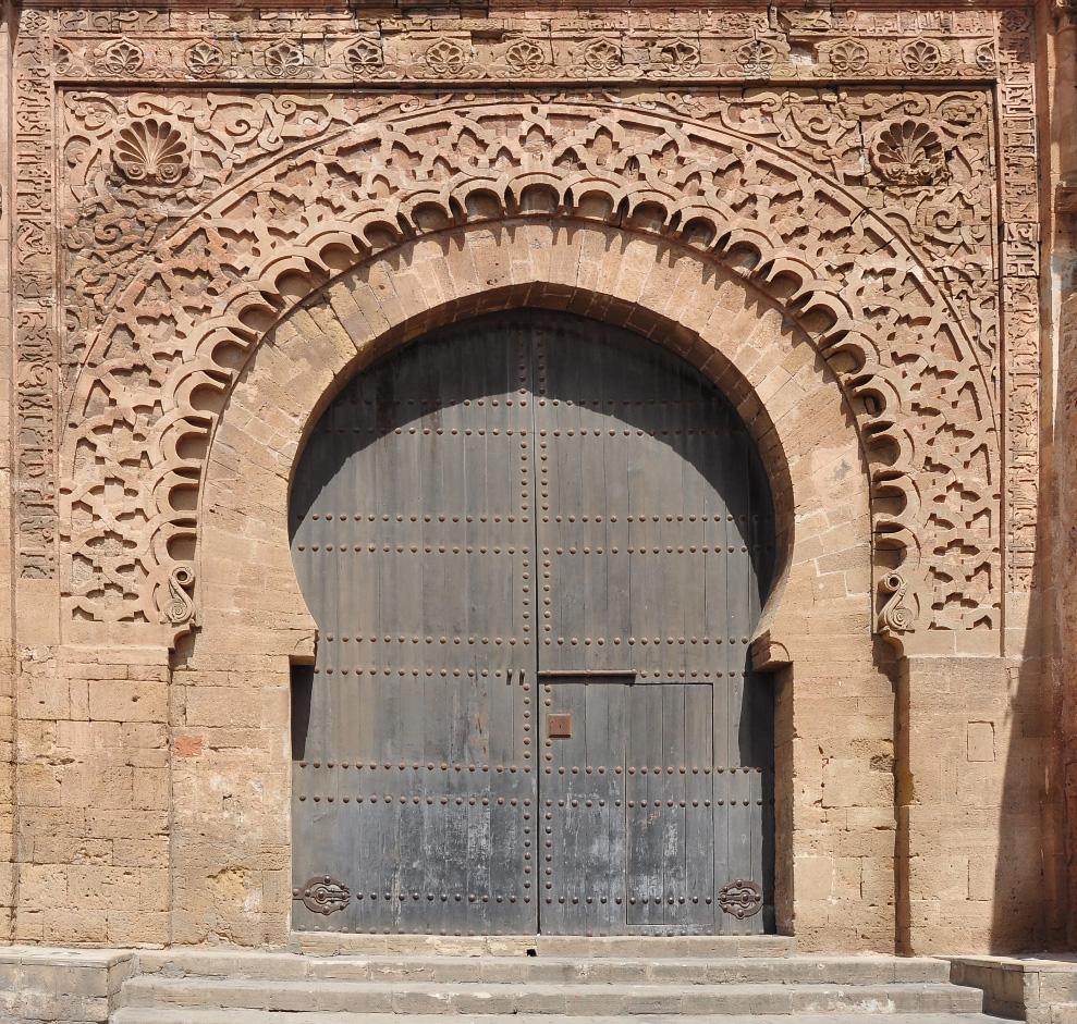 Ворота в Рабате