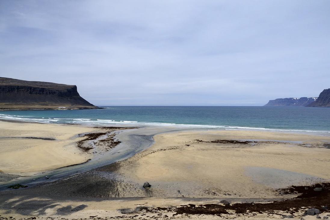 Пляж Брейдавик