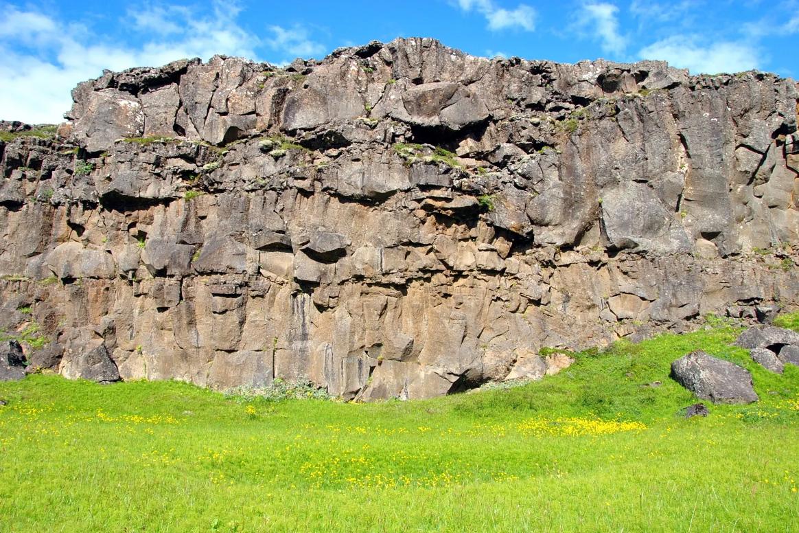 Национальный парк Тингвеллир