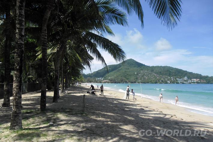 пляж Камала фото отзывы