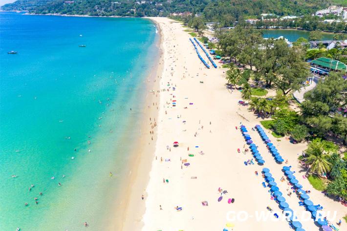 пляж Карон отзывы туристов