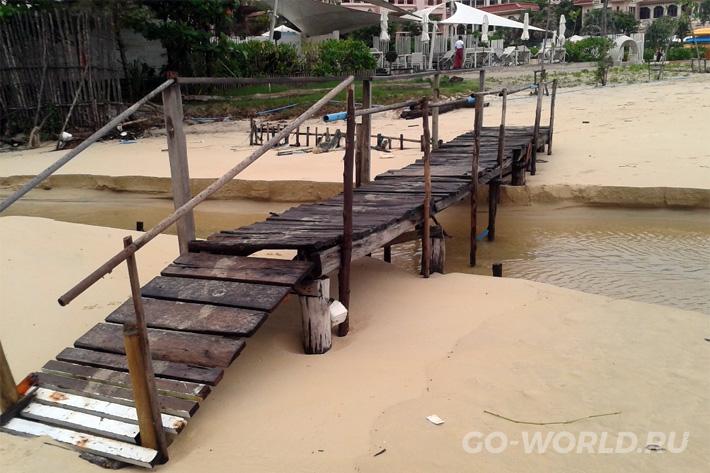 пляж Карон Пхукет отзывы туристов