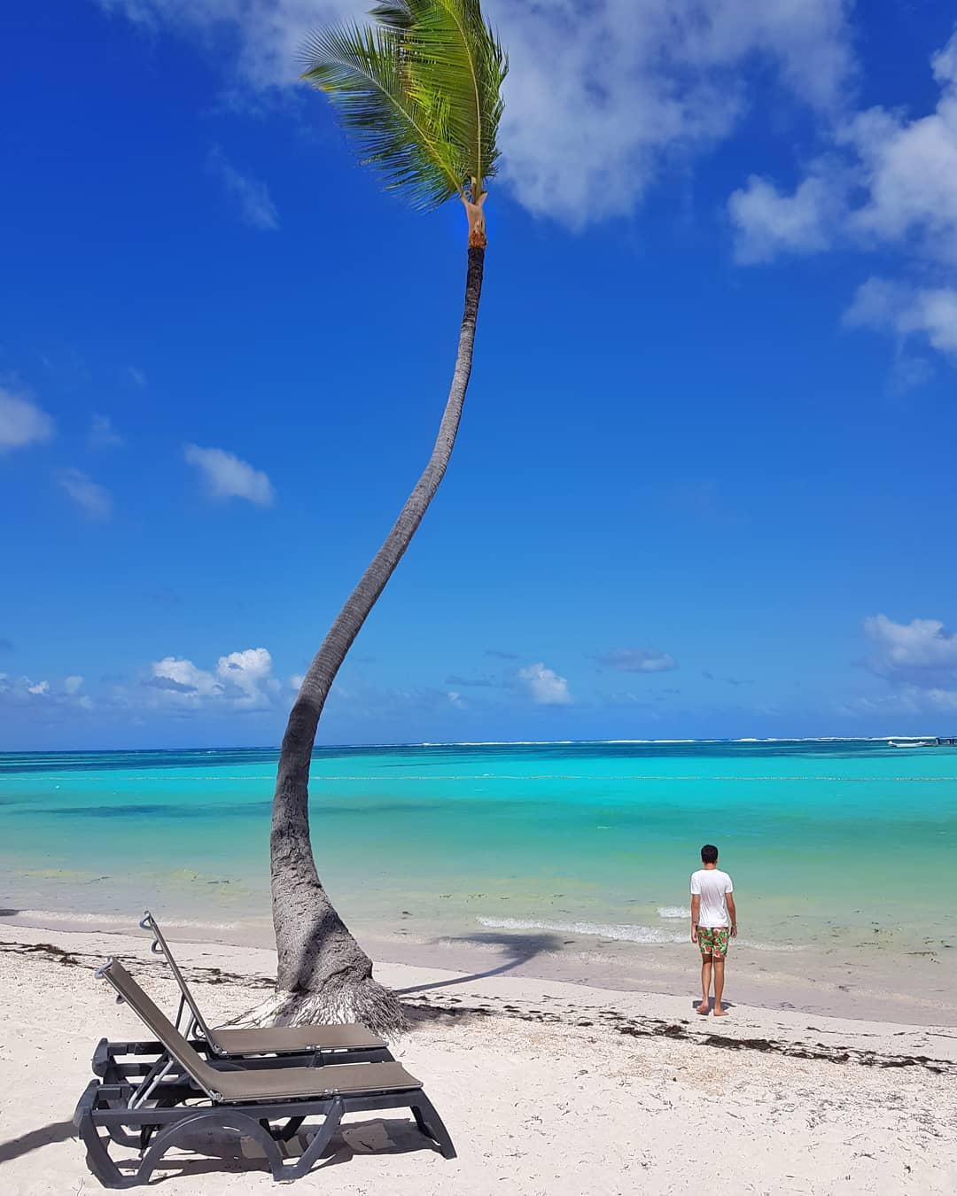 Апрель пляжный отдых страны - Доминикана