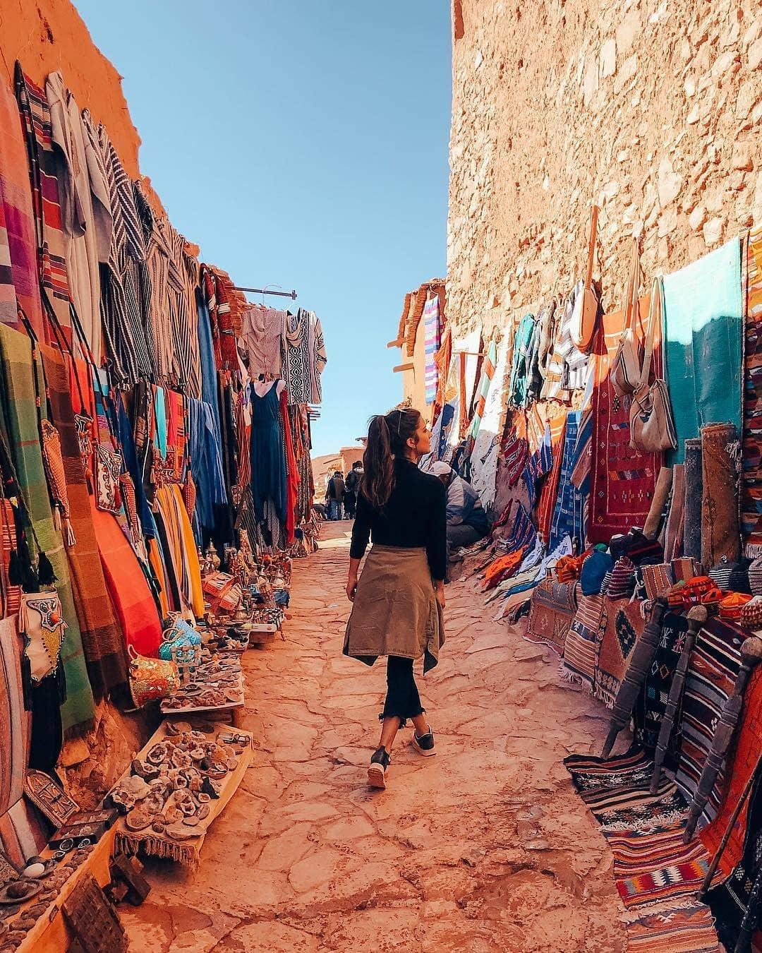 Лучший пляжный отдых в апреле - Марокко