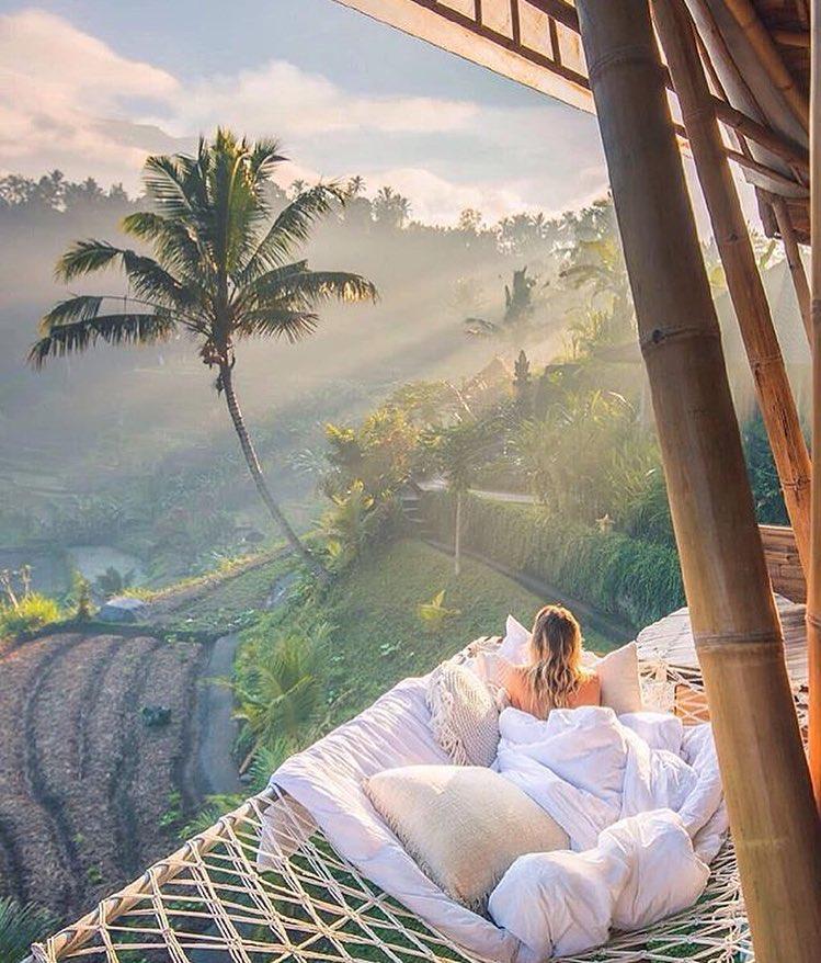 Куда лететь в апреле на пляжный отдых - Бали, Индонезия