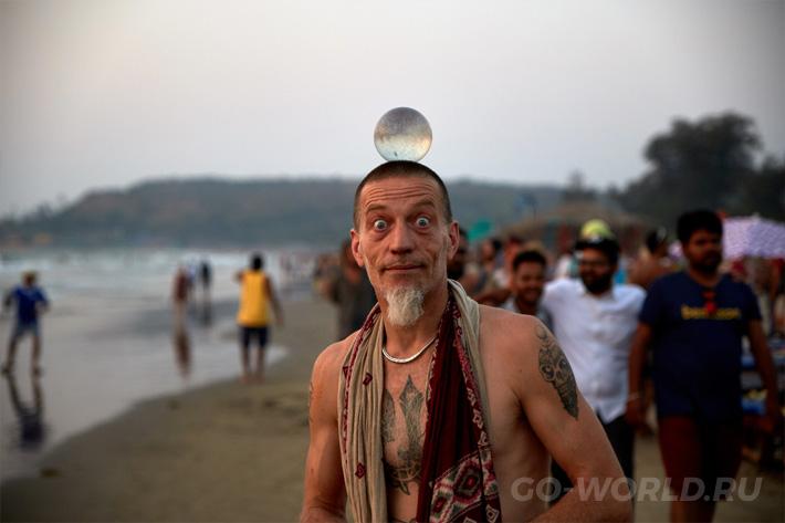 Морджим пляж Гоа отзывы и фото