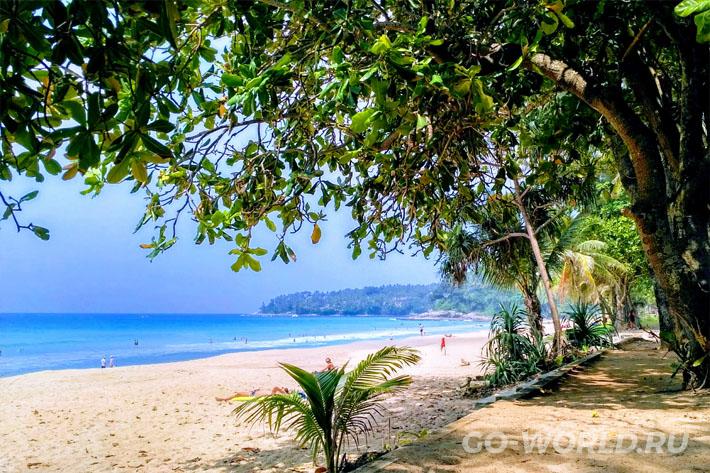 пляж Сурин Пхукет отзывы