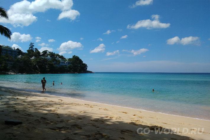 пляж Сурин Пхукет отзывы туристов