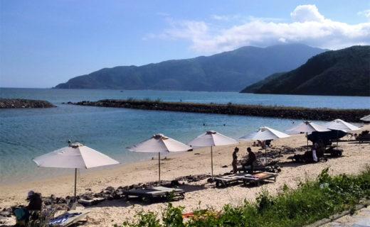 фото пляжа парагон нячанг