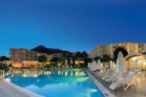 лучшие отели пять звезд на 1 линии в Мармарисе