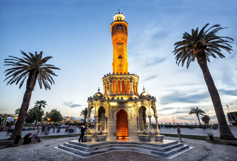 лучшие отели Измира в Турции