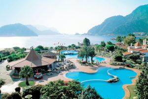 Лучшие отели 5 звёзд Мармариса в Турции