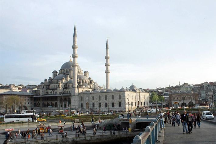 сколько денег взять в Стамбул