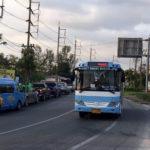 общественный транспорт на Пхукете - маршруты
