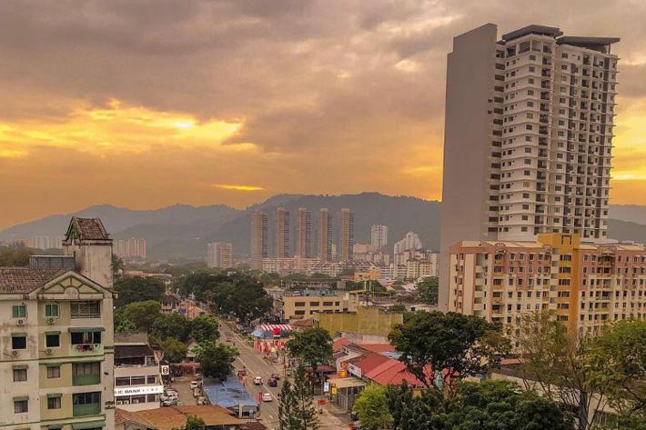 Пенанг в Малайзии - достопримечательности