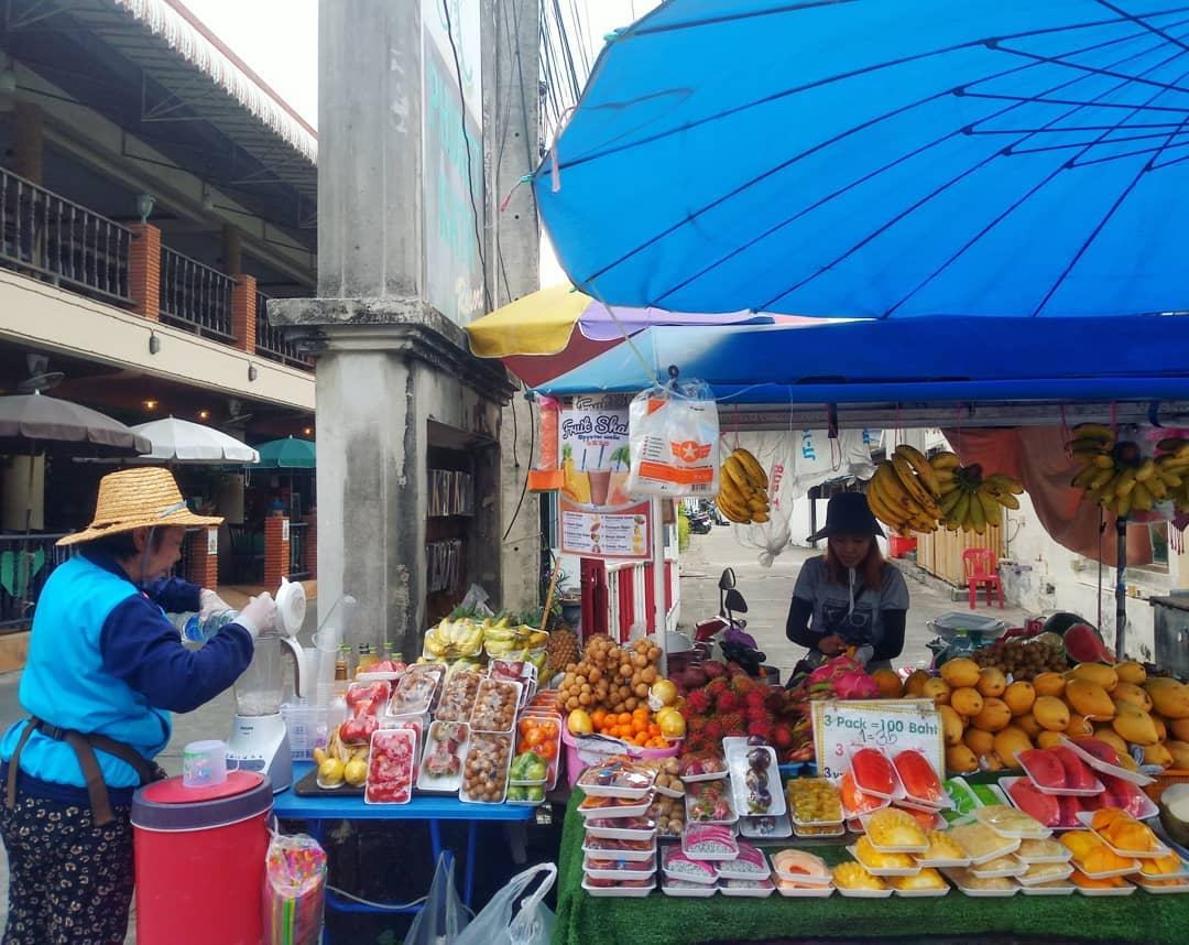 стритфуд Тайланд
