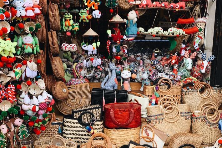 что купить во Вьетнаме, шопинг во Вьетнаме
