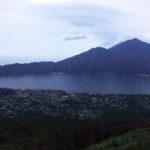 восхождение на вулкан Батур на Бали