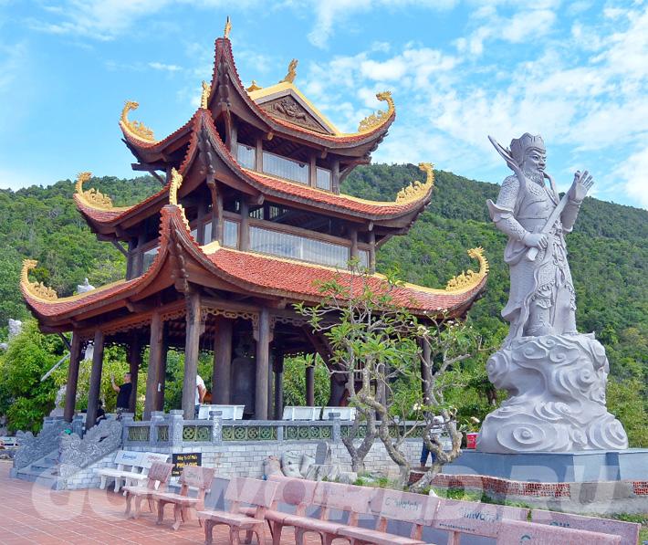 Что посмотреть на острове Фукуок - Trúc Lâm Hộ Quốc Zen Monastery
