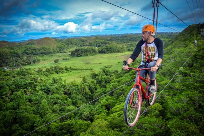 Остров Бохоль на Филиппинах