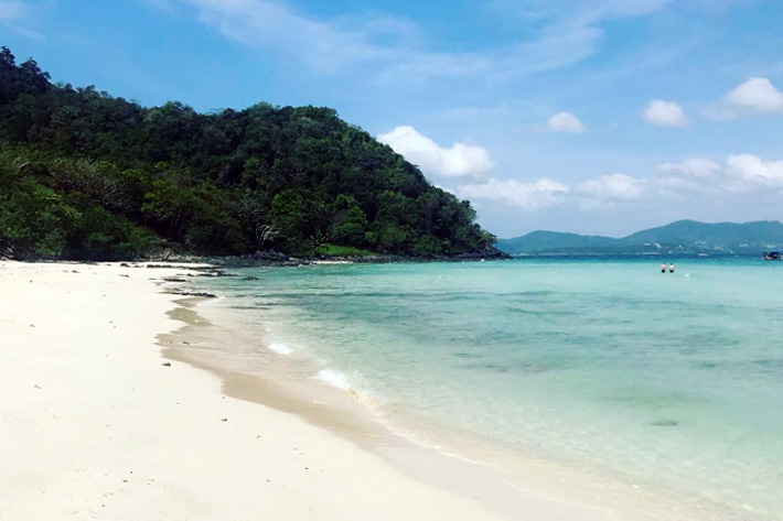 остров Корал - Пхукет, Тайланд