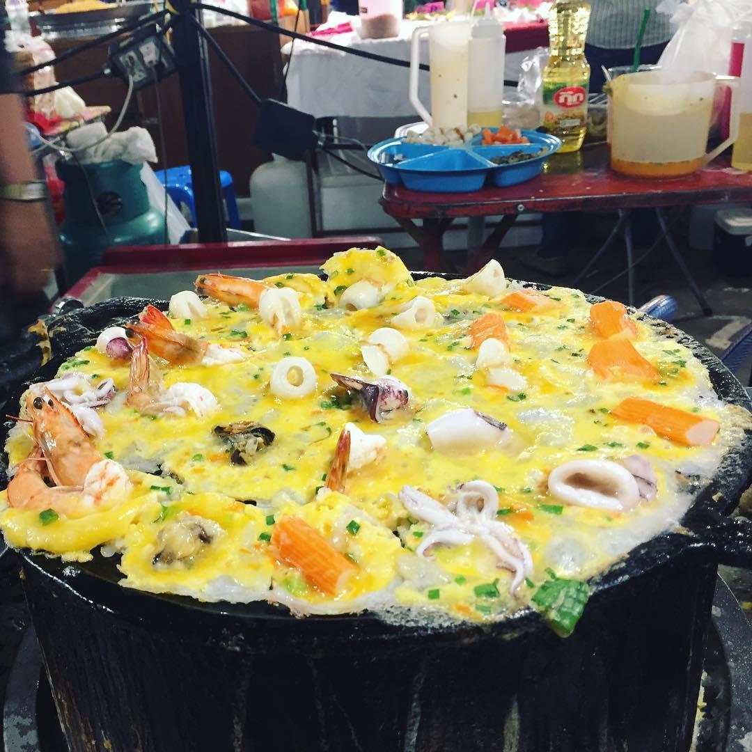 Экзотическая еда в Тайладне с фото