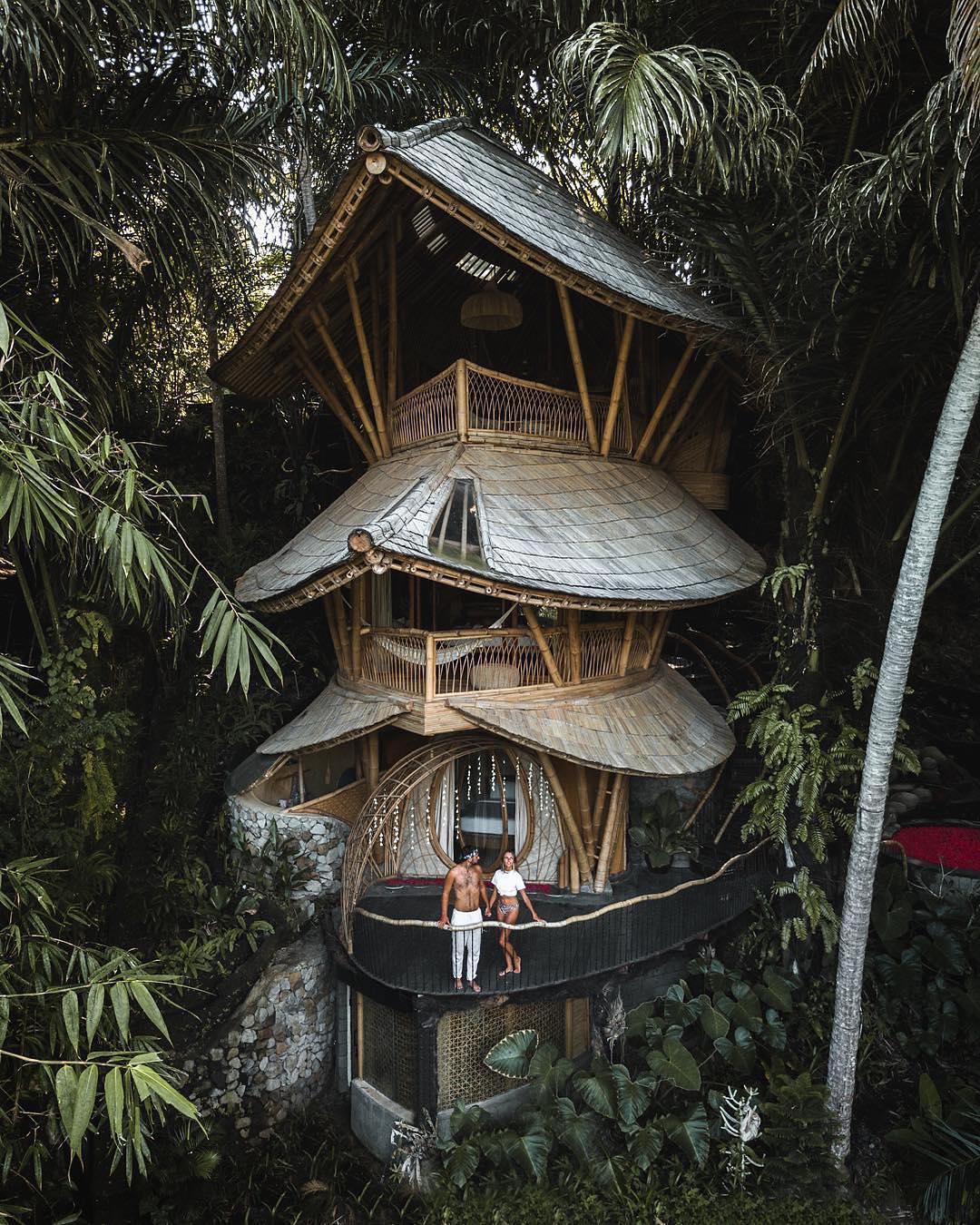 Где жить на Бали в феврале