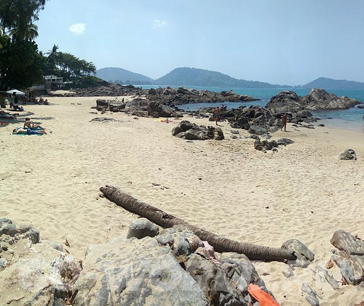 Пляж Калим на Пхукете - фото