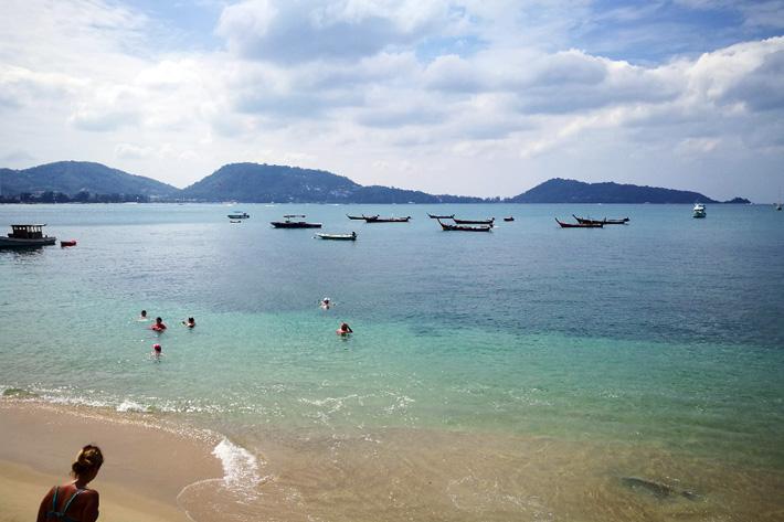 Пляж Калим на Пхукете - Тайланд