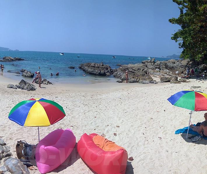 Пляж Калим на Пхукете - как добраться