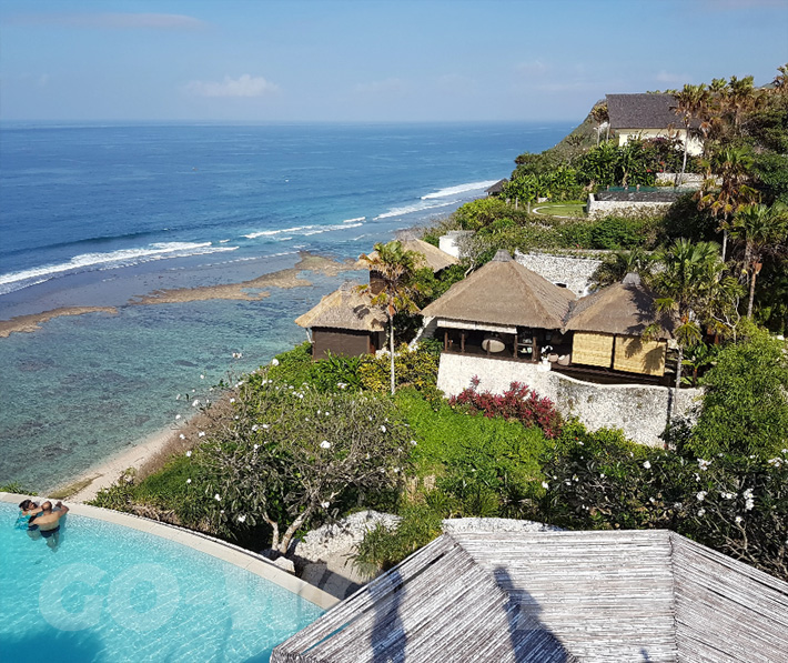 пляж Карма на Бали