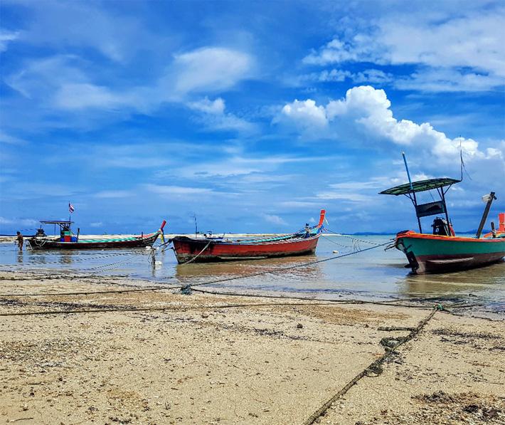 Пляж Као Лак на Пхукете - Тайланд