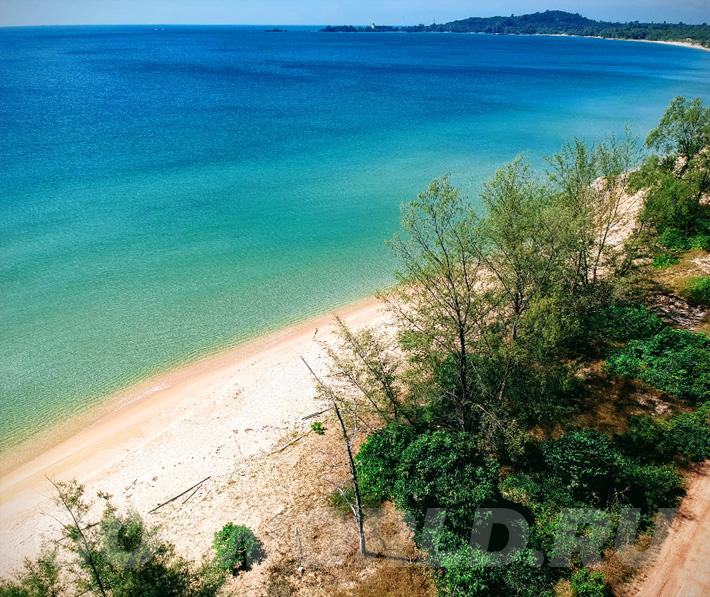 Пляж Куа Кан на Фукуоке отзывы