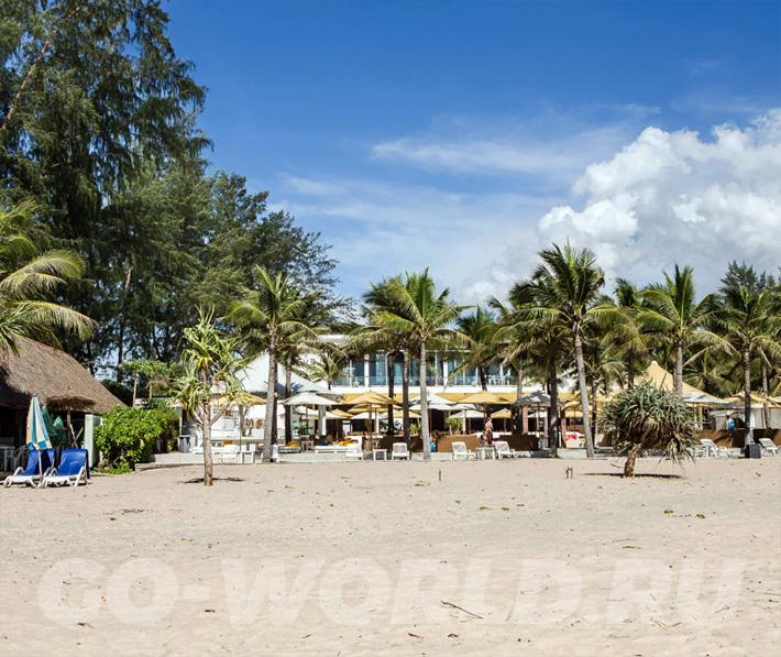 Пляж Лаян на Пхукете