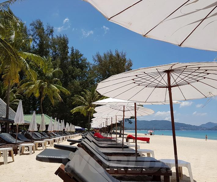 Пляж Лаян бич на Пхукете - как добраться