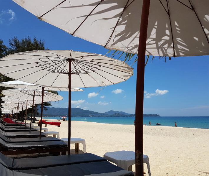 Пляж Лаян на Пхукете - Тайланд