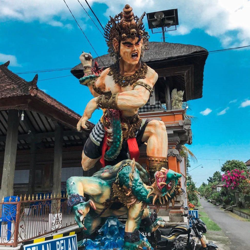 Что нельзя делать в праздник ньепи на Бали