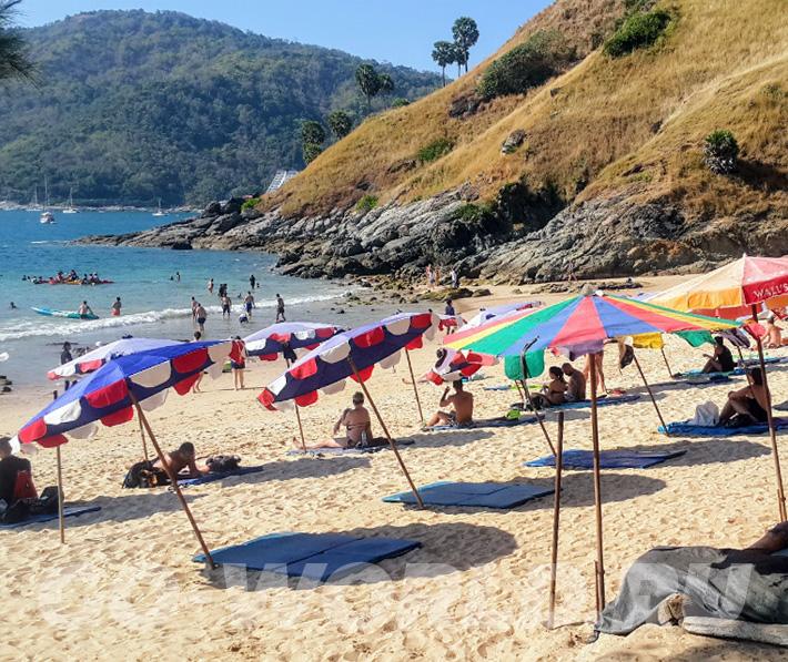 Пляж Януй на Пхукете отзывы