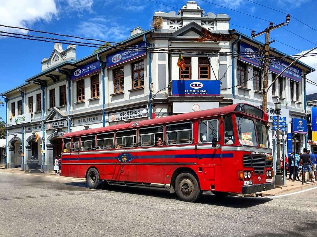 Что посмотреть в Нувара Элия на Шри-Ланке