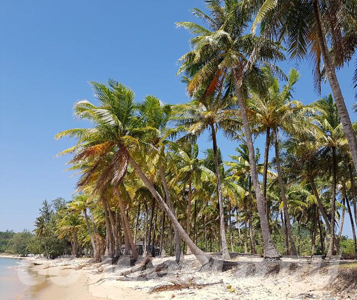 Пляж Онг Ланг - Фукуок