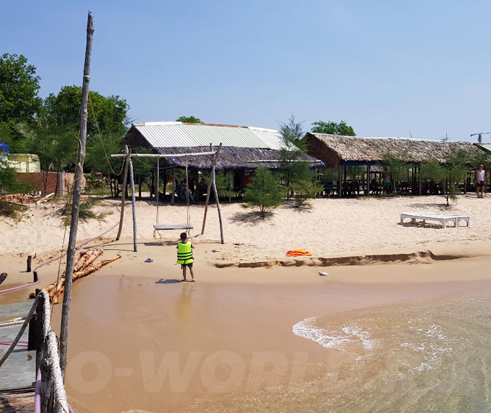 Ong Lang Beach Фукуок