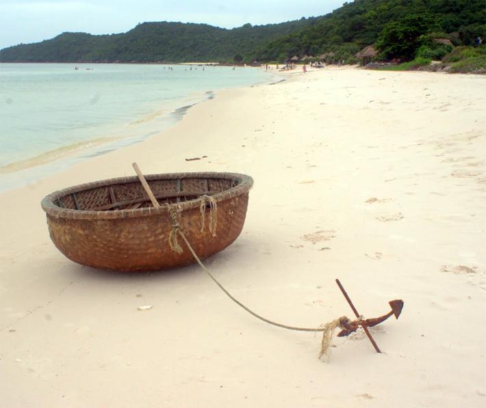 Пляж Онг Ланг на Фукуоке