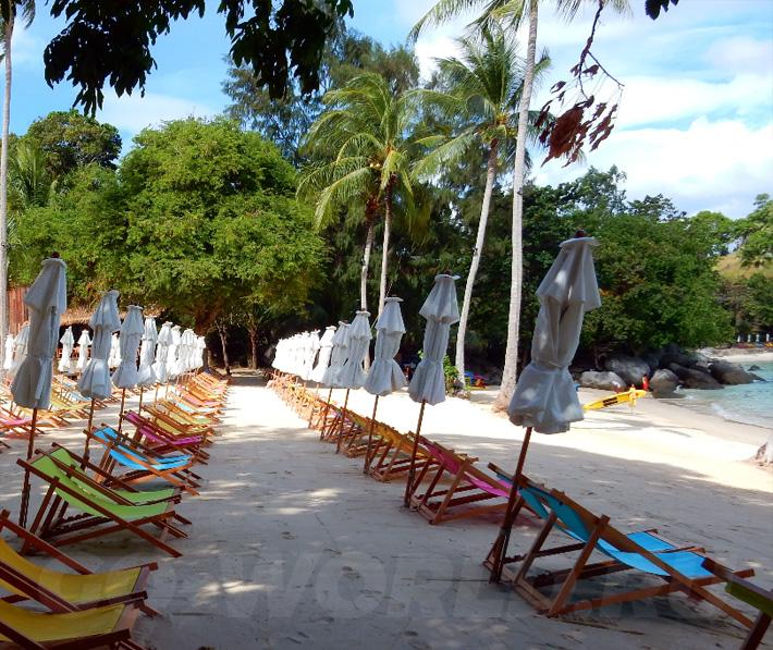 Пляж Paradise на Пхукете - Тайланд