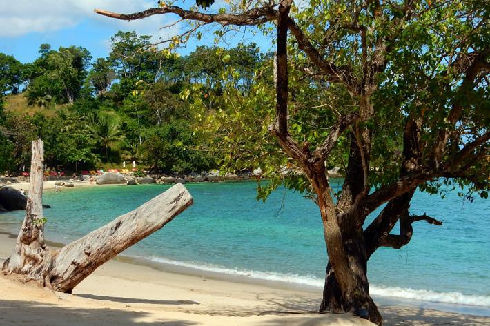 Пляж Paradise на Пхукете