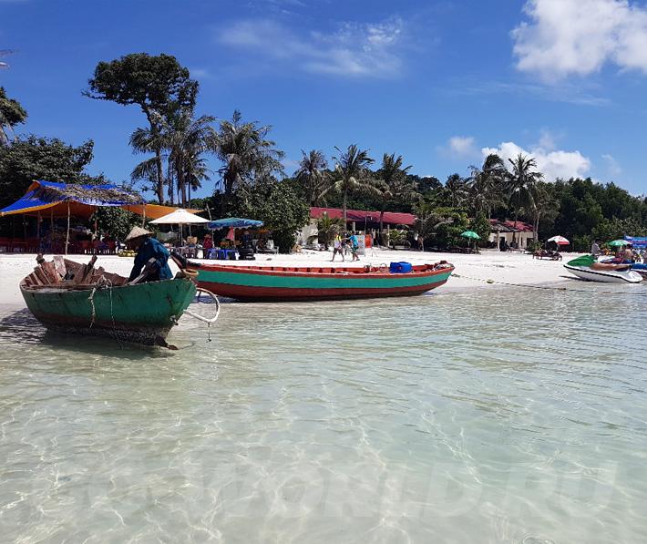 пляж бай сао фукуок отзывы