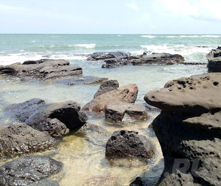 Пляж Вунг Бао на Фукуоке фото