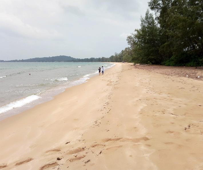 Пляж Вунг Бао на Фукуоке - Вьетнам