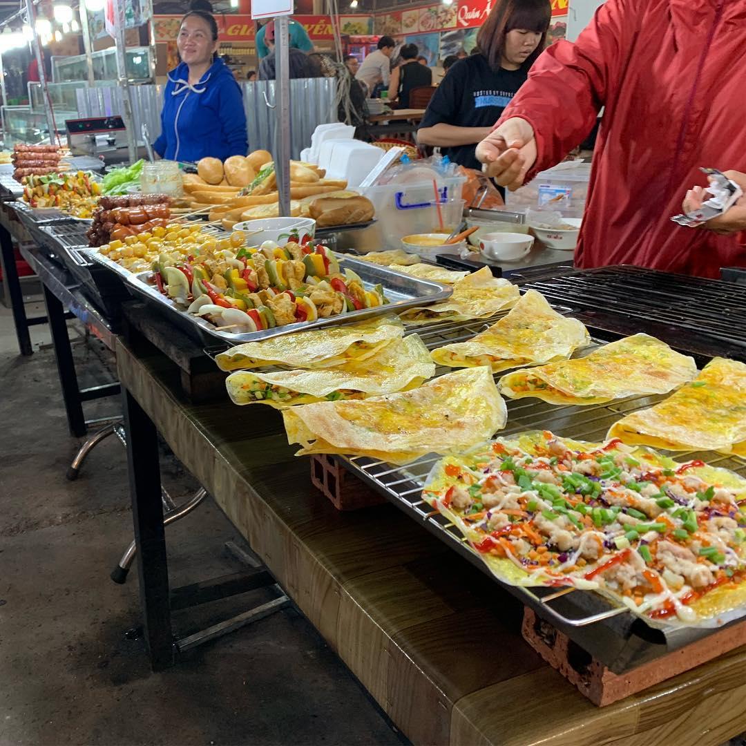 Ночной рынок на Фукуоке отзывы